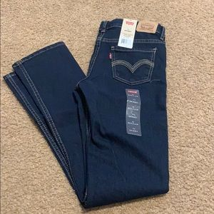NWT Levi Girl Jeans